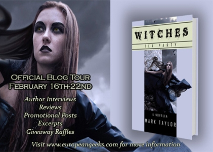 Witches Blog Tour Banner